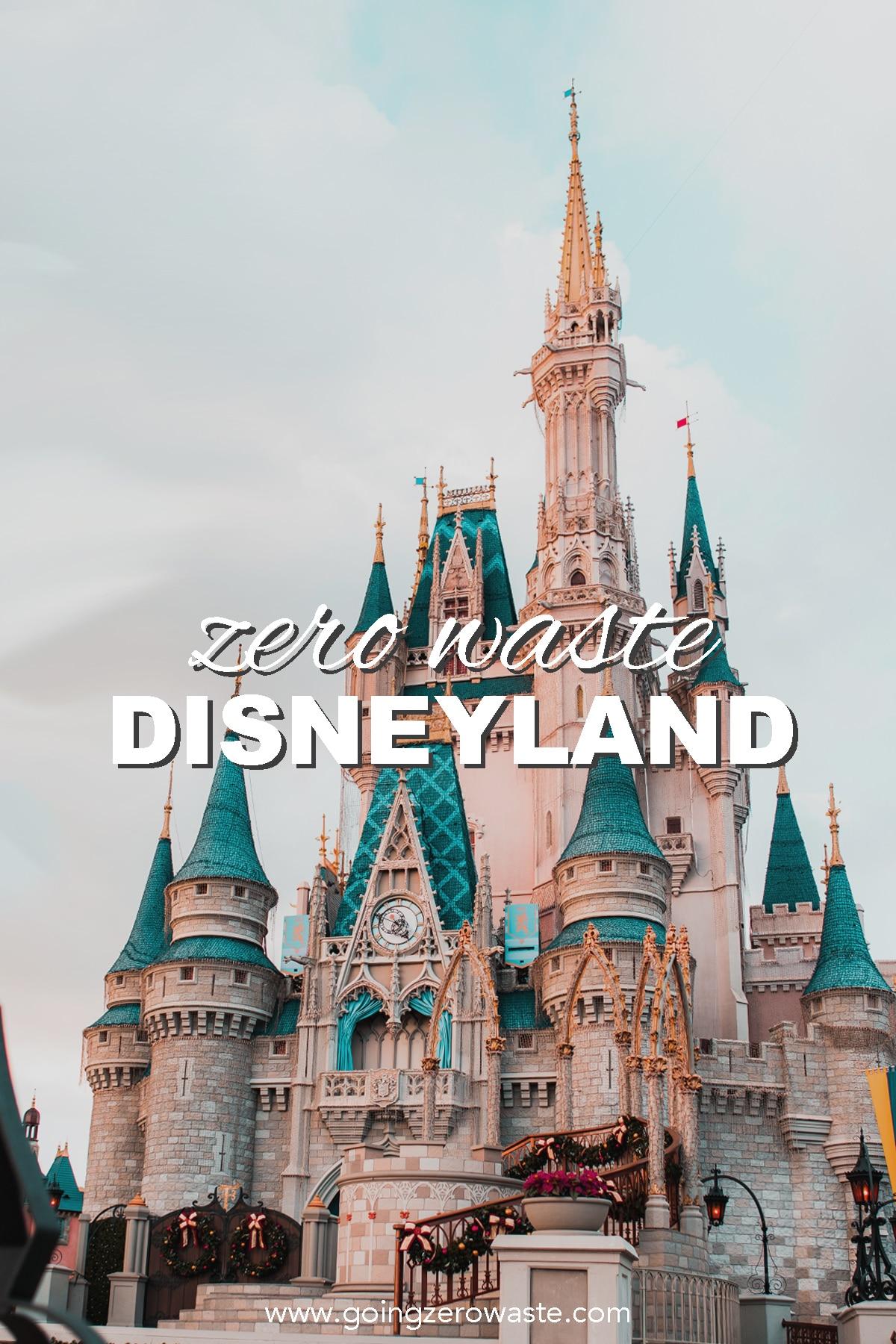 Zero Waste at Disneyland