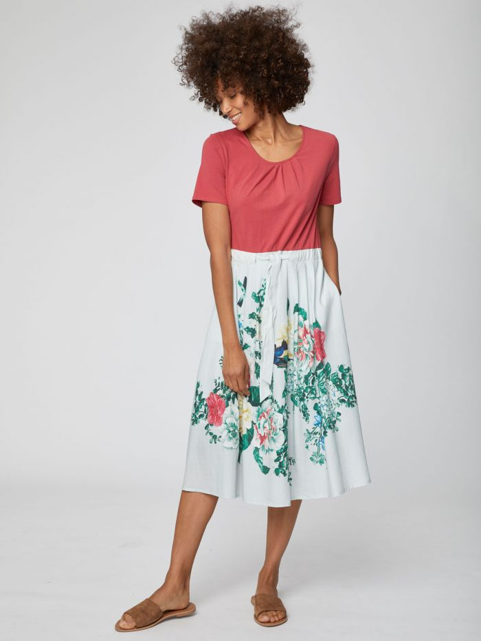 thought, summer dresses, sustainable fashion