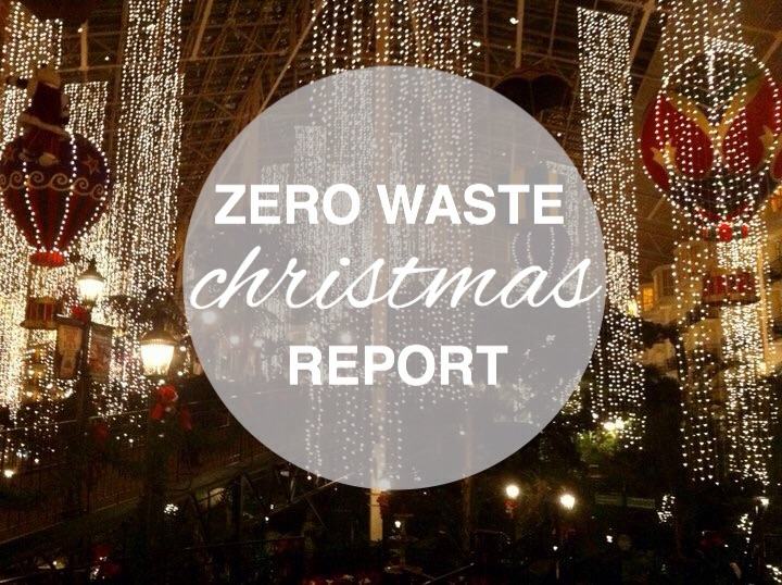 A Zero Waste Christmas Challenge