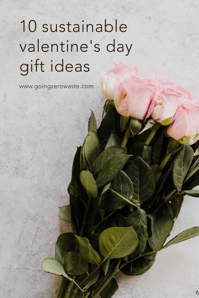 10 Sustainable Valentine's Day Gift Ideas
