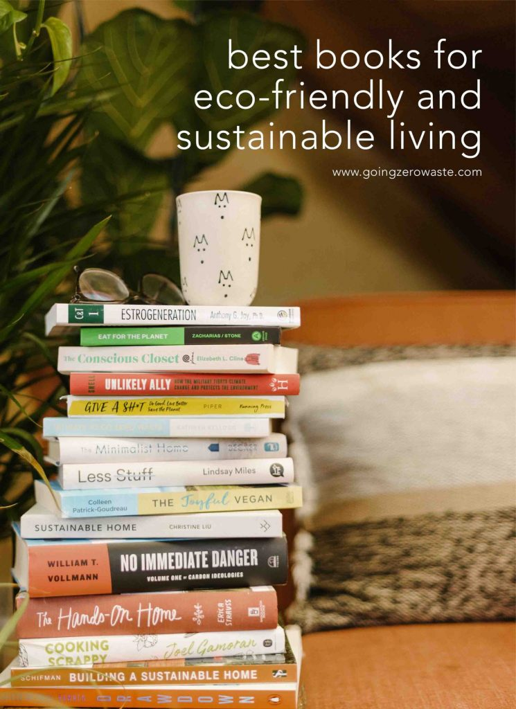 Best Books For Eco-Friendly and Sustainable Living