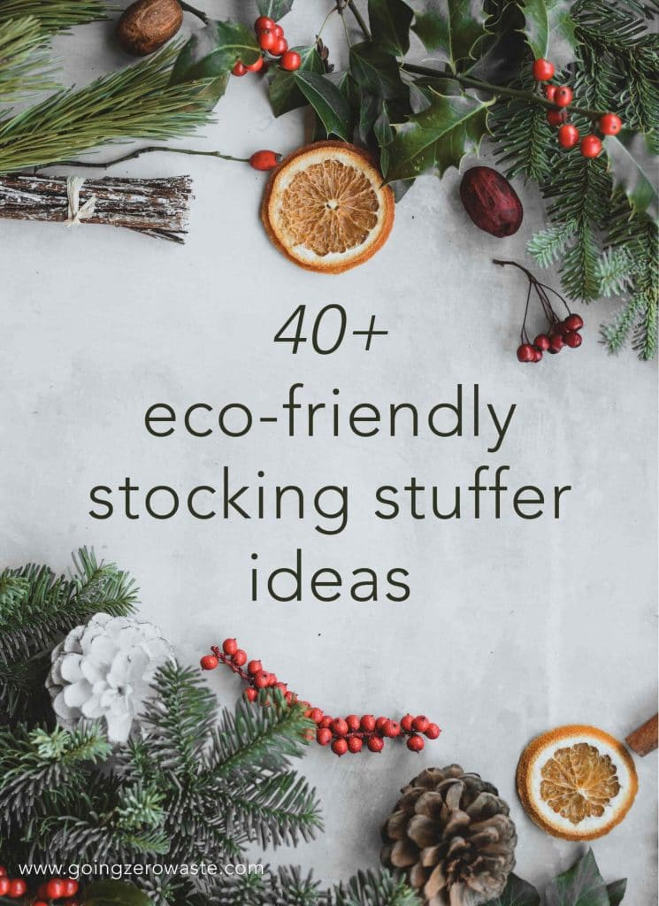 40+ Sustainable Ethical Gifts and Stocking Stuffers for Everyone on Your List