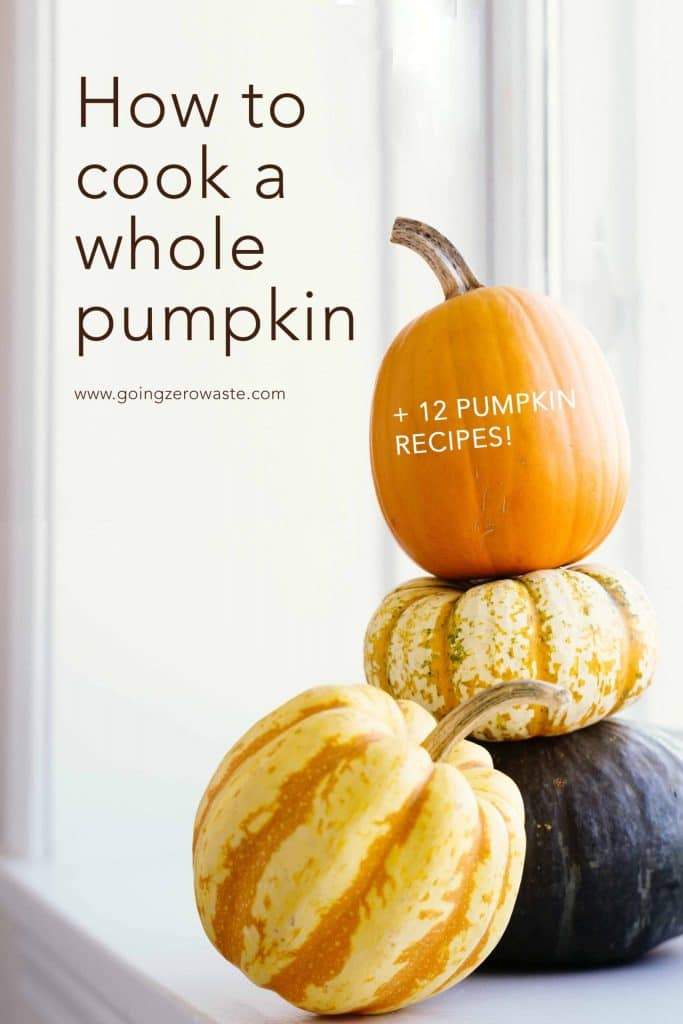 How to Cook a Whole Pumpkin