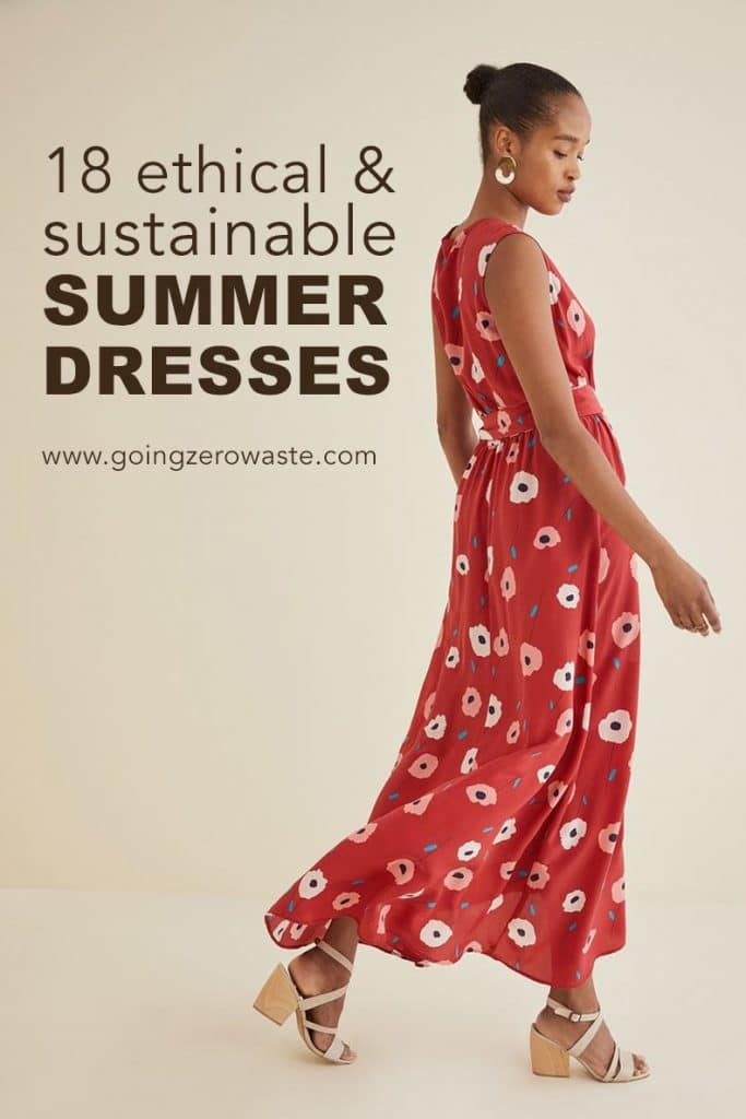18 Ethical and Sustainable Summer Dresses