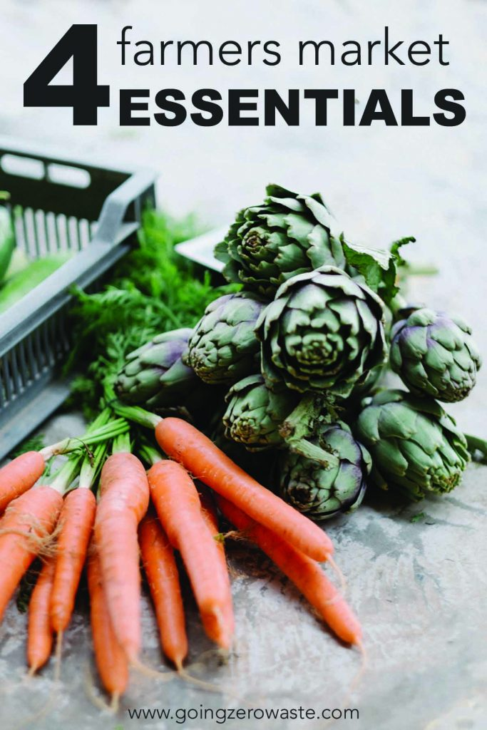 4 Farmers Market Essentials