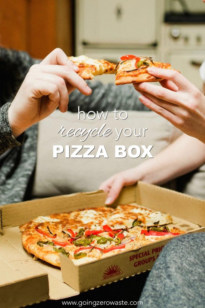 How To Recycle Your Pizza Box