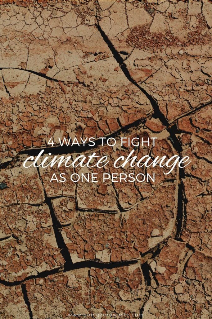 4 Ways to Fight Climate Change as One Person