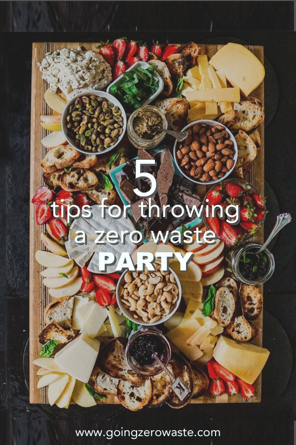 5 Tips for a Zero Waste Party