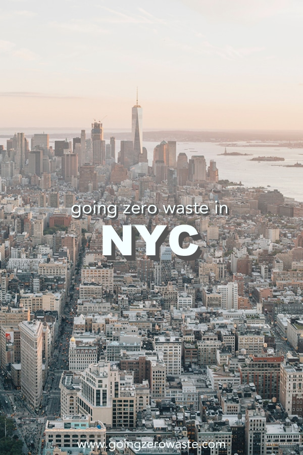 Going Zero Waste in NYC