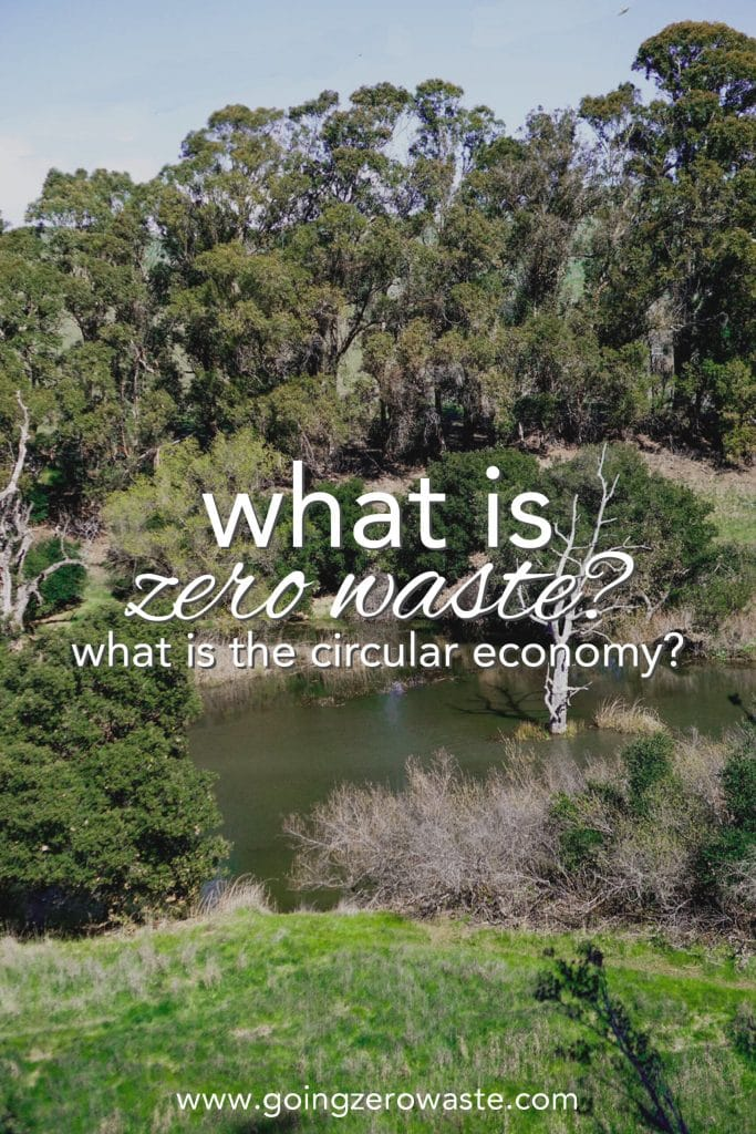 What is Zero Waste? What is the Circular Economy?
