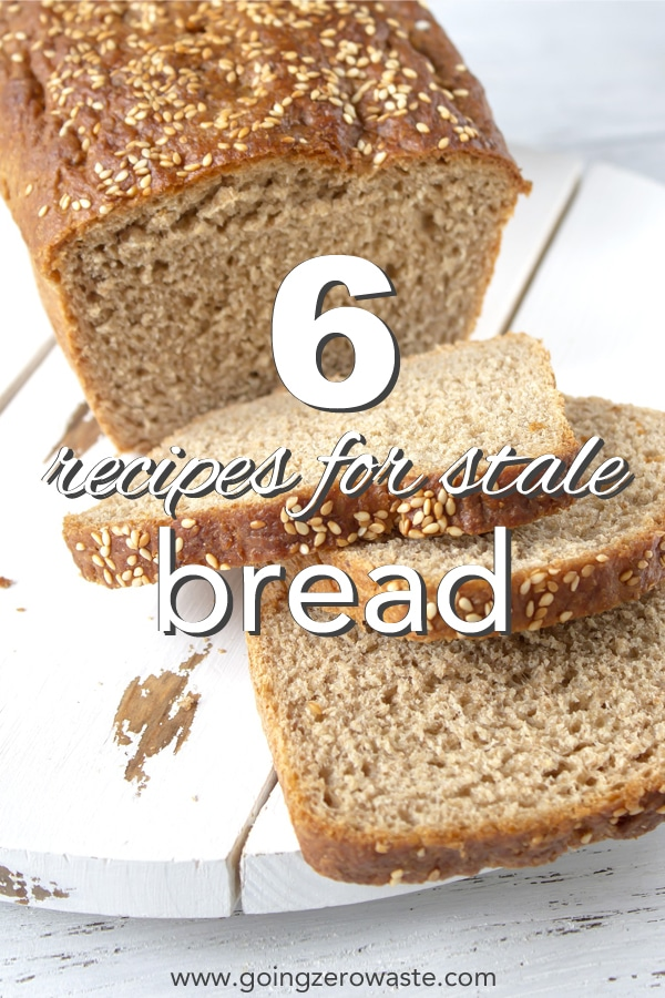 6 Recipes for Stale Bread