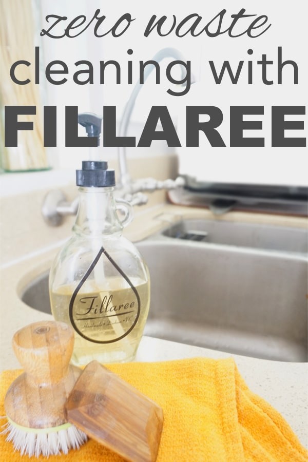 Zero Waste Cleaning with Fillaree
