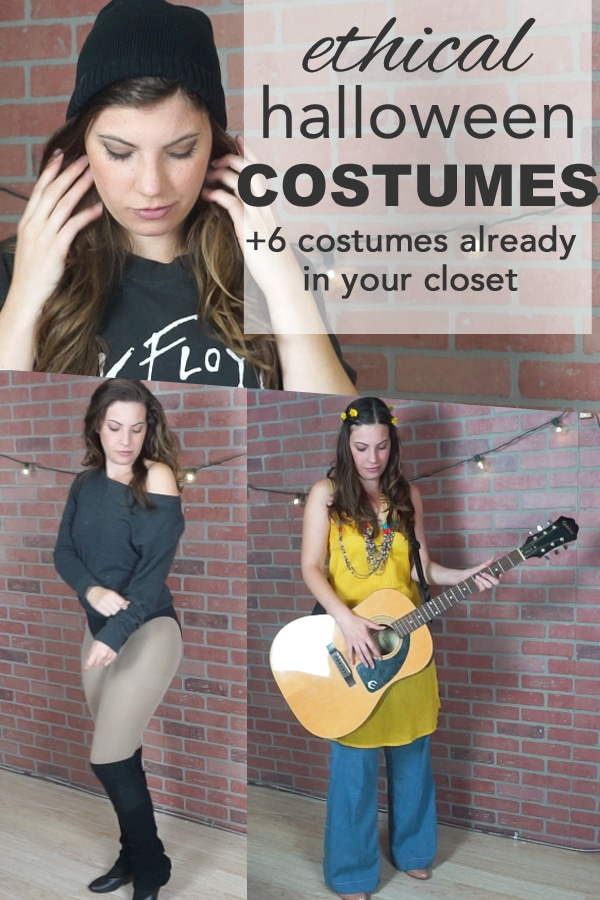 Ethical Halloween Costumes: Plus Six Costumes You Have in Your Closet