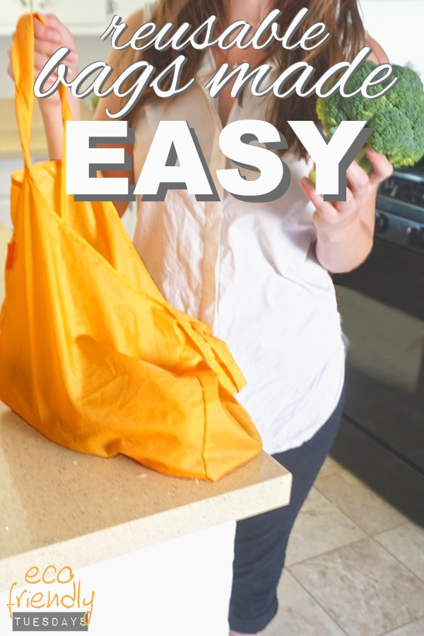 Reusable Bags Made Easy