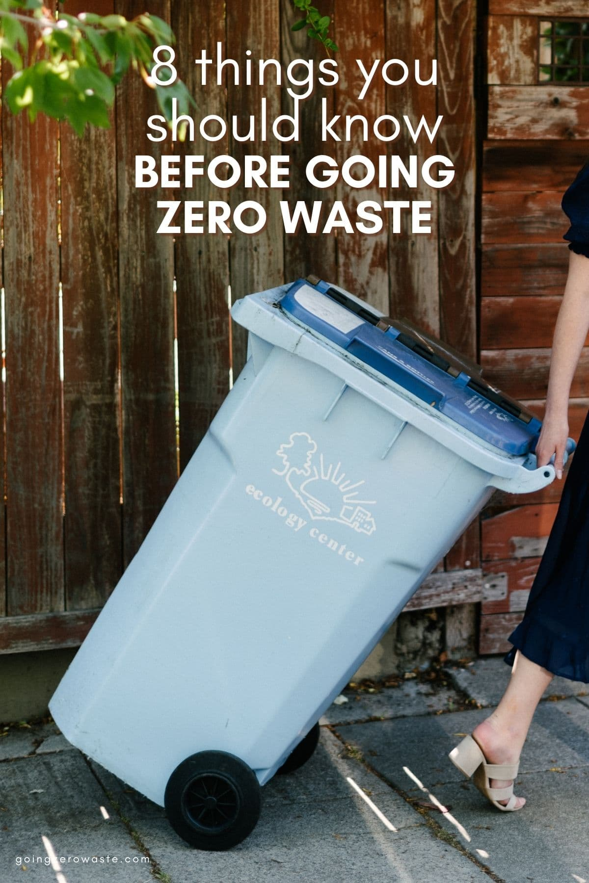 8 Things You Should Know BEFORE Going Zero Waste