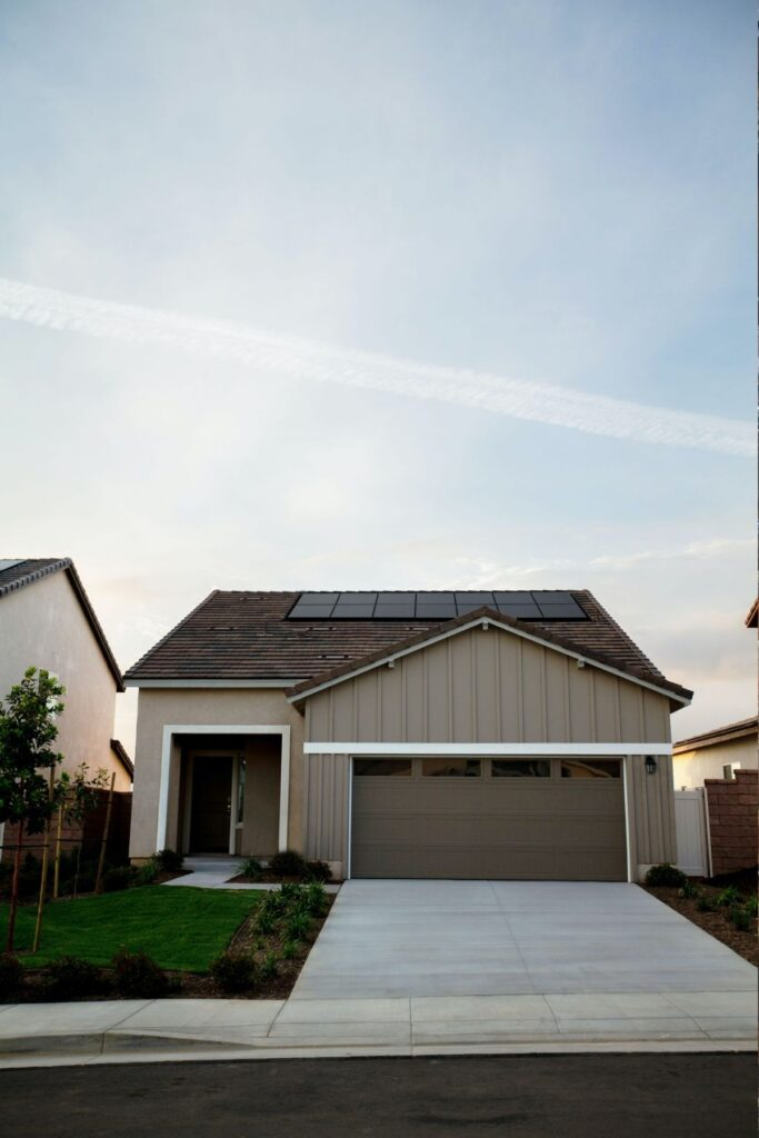 10 Ways to Make Your Home More Sustainable, solar panels by sun run