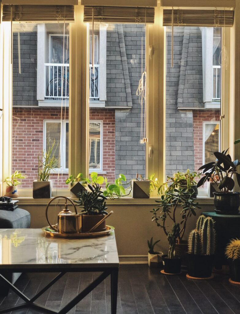 10 Ways to Make Your Home More Sustainable - dual paned windows