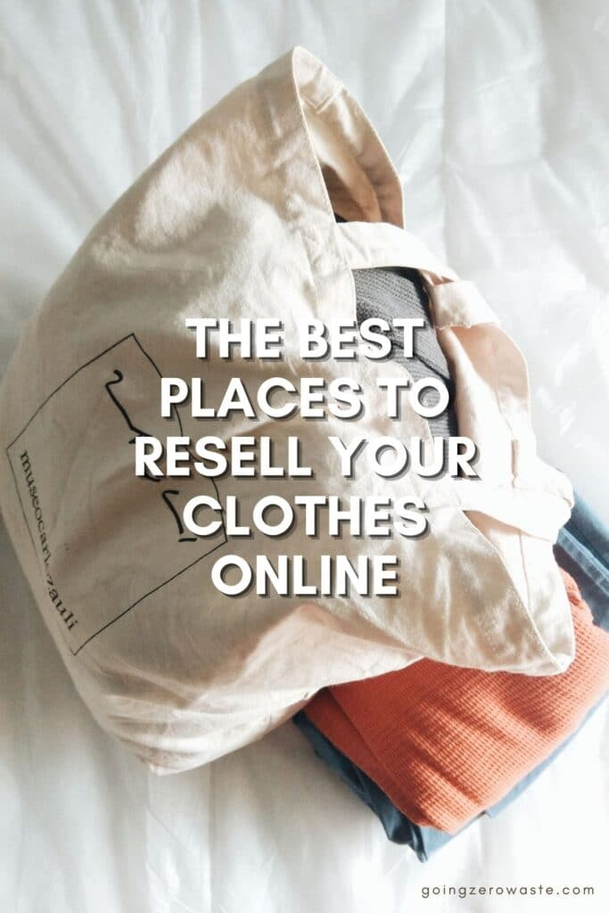 The BEST Places to Resell Your Clothes Online