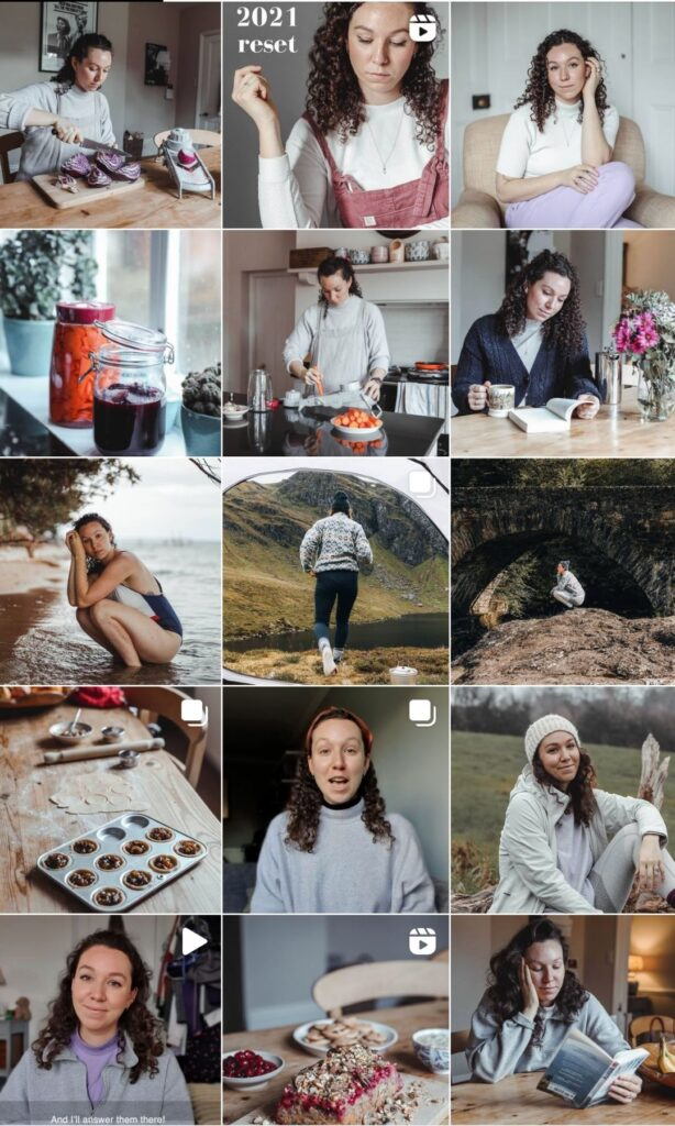 Immy Lucas / Eco friendly living: 15 people who will motivate you and inspire you! from www.goingzerowaste.com #zerowaste #ecofriendly #instagram #influencers #sustainableliving