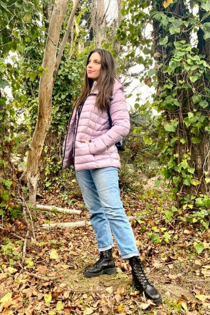 Bernardo Coat Review - Is this Eco-Friendly Jacket Worth the Hype? from www.goingzerowaste.com #ecofriendly #sustainablefashion #sustainablecoats