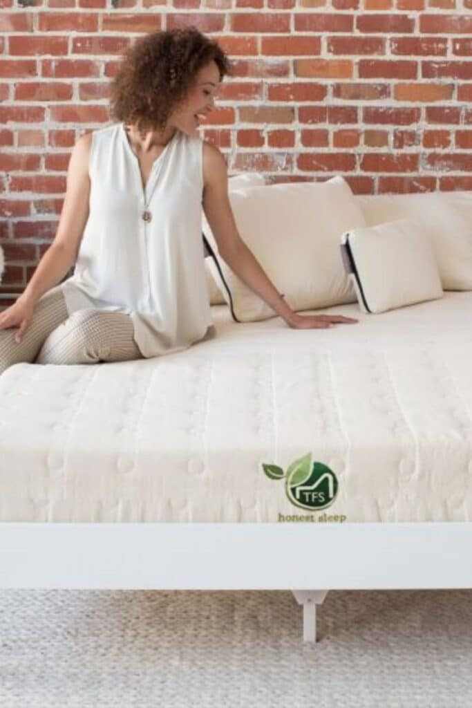 all natural, sustainable and organic mattresses for any eco friendly home.