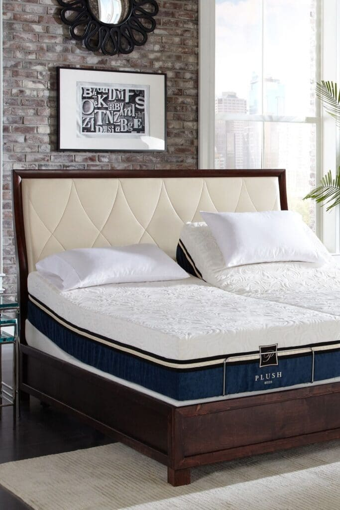 all natural, sustainable and organic mattresses for any eco friendly home.  plush beds