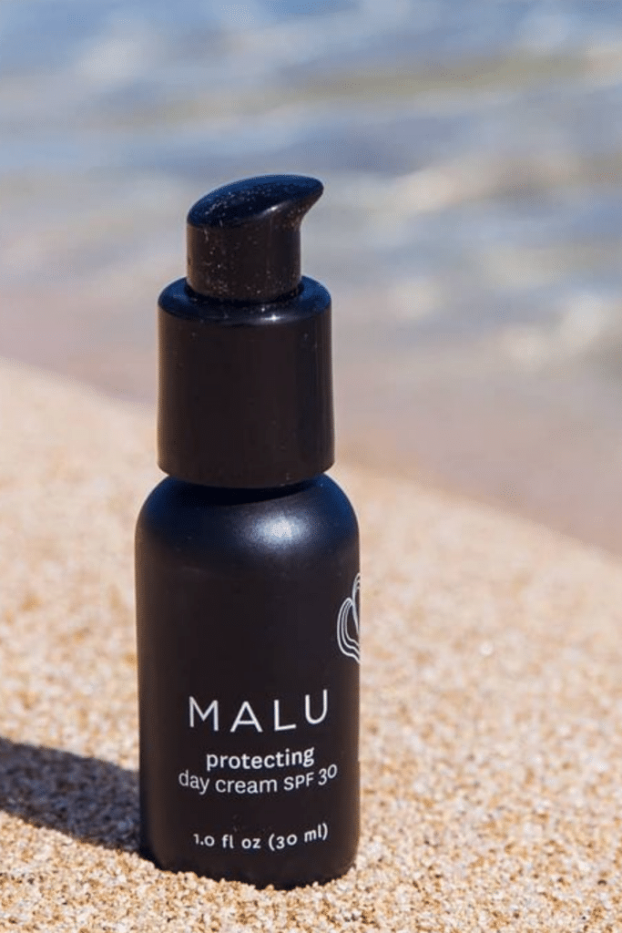 Honua Hawaiian Skincare : Zero Waste Sunscreen