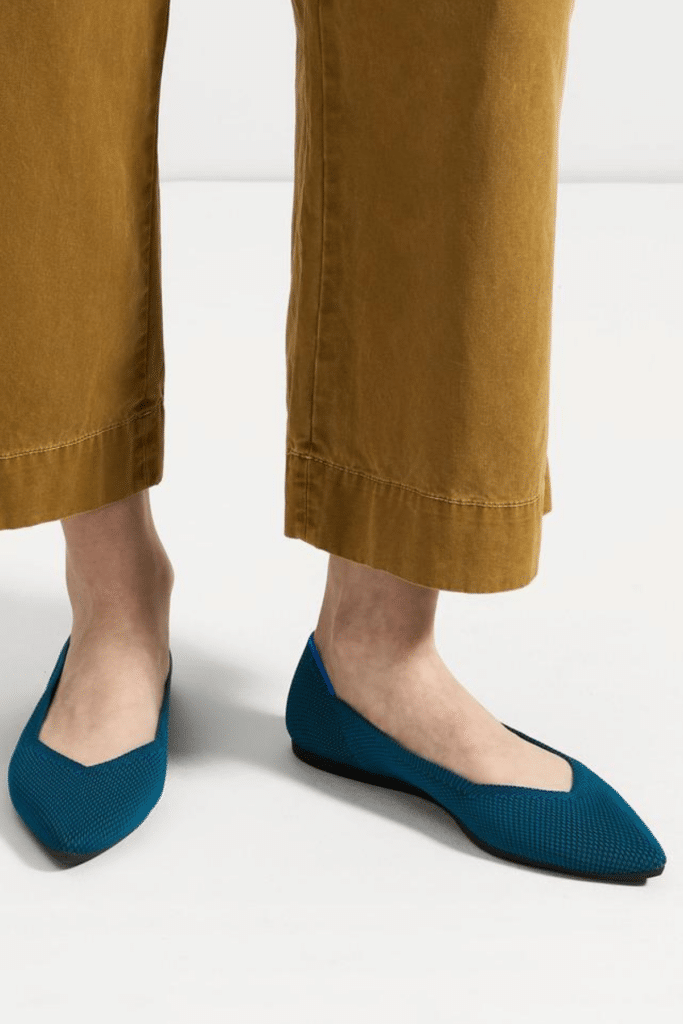 Rothys: Sustainable and Ethical Shoe Brands