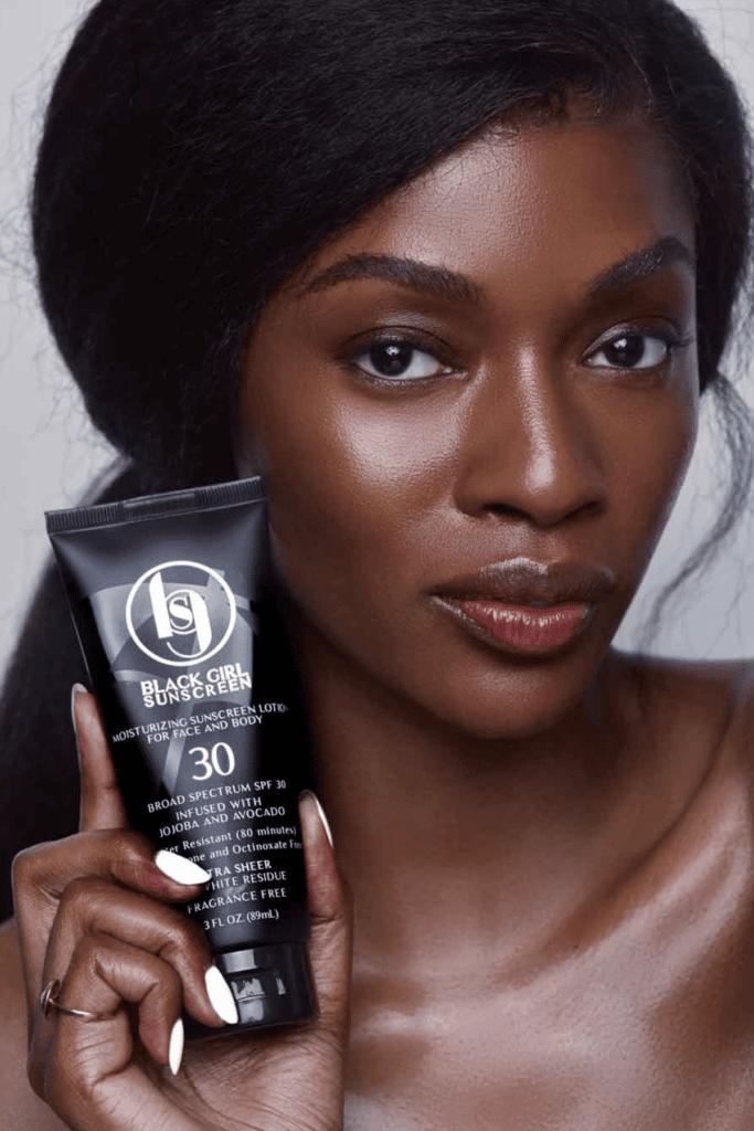 Blackgirl Sunscreen: Reef Safe Sunscreen