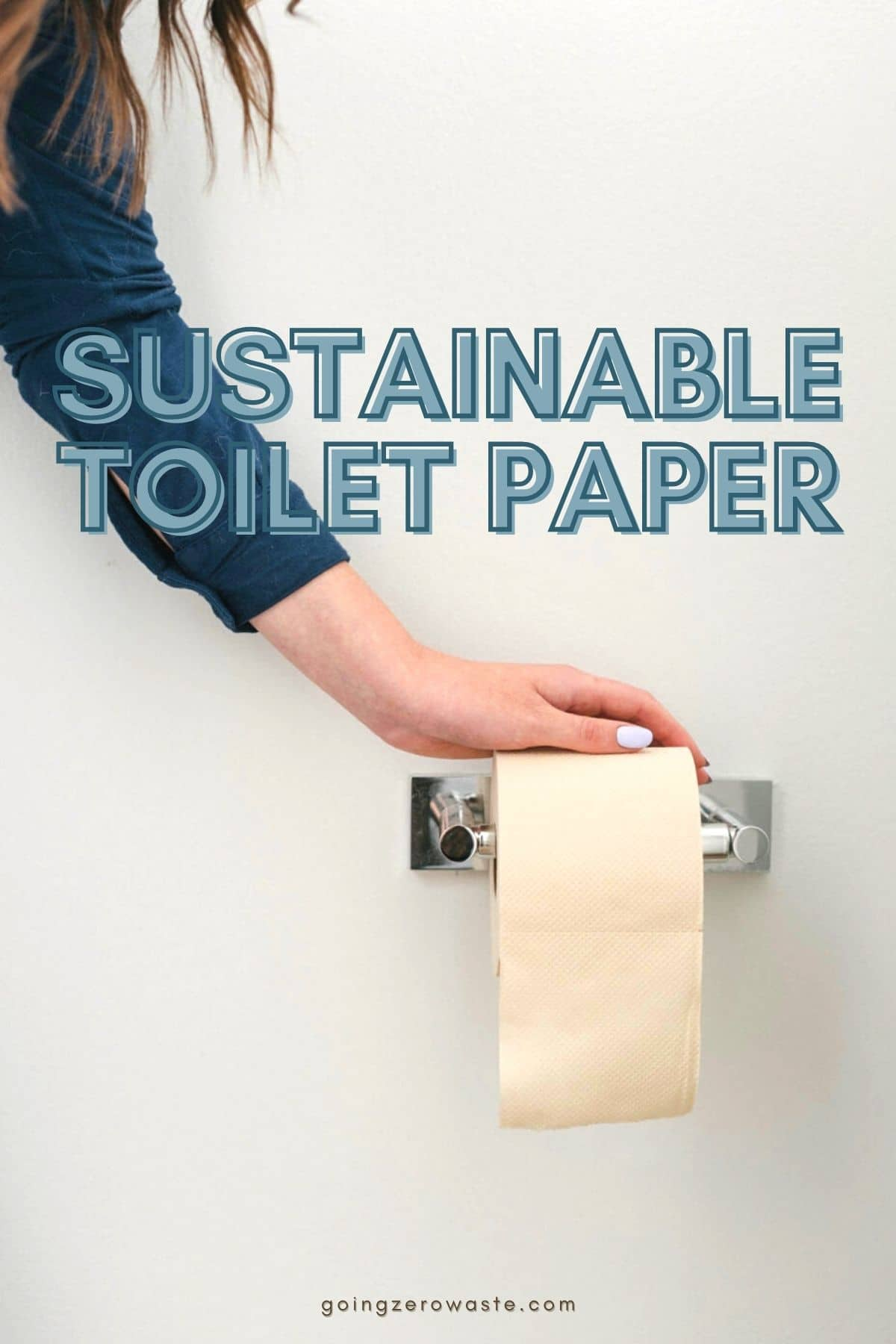 naturolly toilet paper review, plastic free packaging