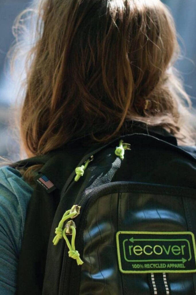 Recover: 12 Eco Friendly Backpacks for School + Beyond