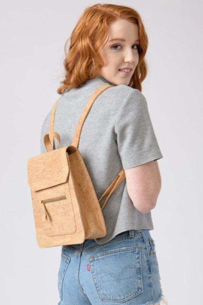 Tiradia: 12 Eco Friendly Backpacks for School + Beyond