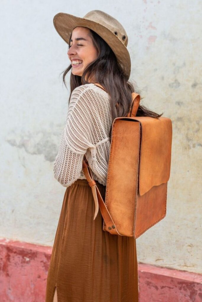 Purse and Clutch: 12 Eco Friendly Backpacks for School + Beyond