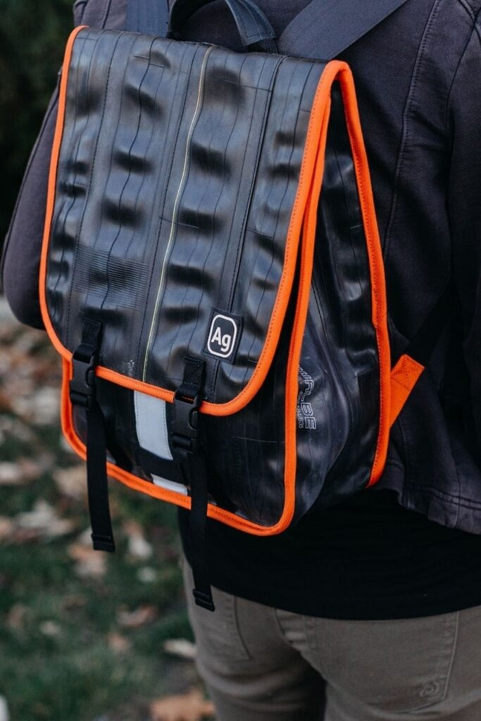 Alchemy Goods: 12 Eco Friendly Backpacks for School + Beyond