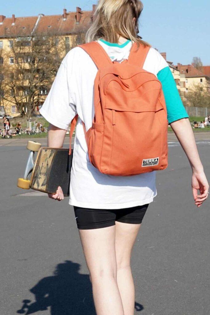Terra Thread: 12 Eco Friendly Backpacks for School + Beyond