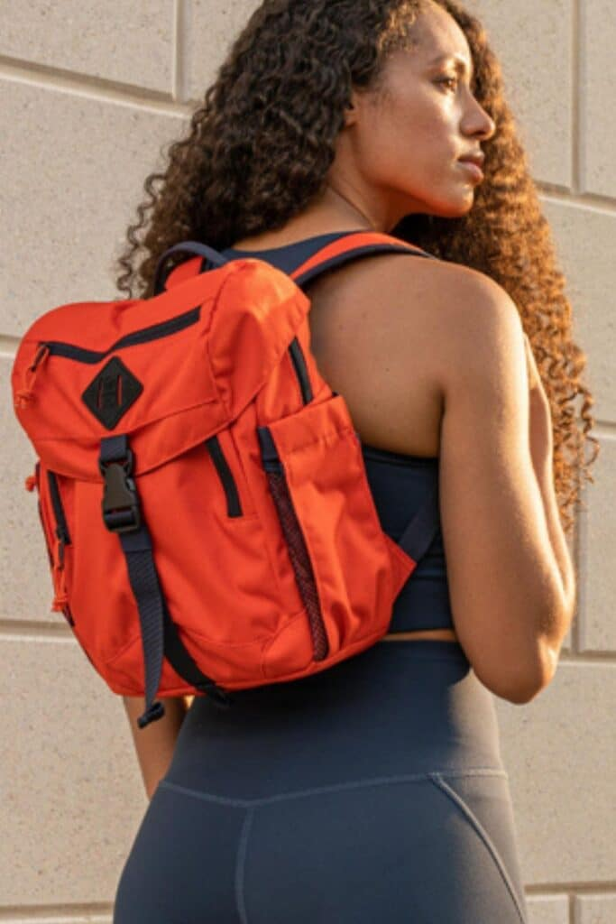 United By Blue: 12 Eco Friendly Backpacks for School + Beyond