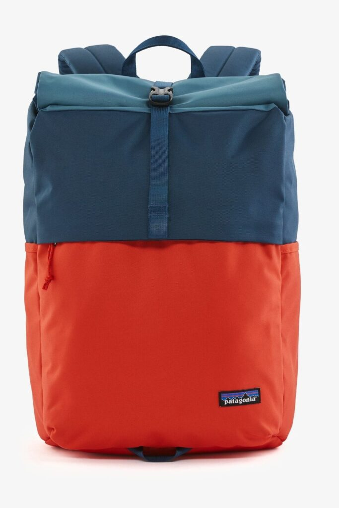 Patagonia: 12 Eco Friendly Backpacks for School + Beyond
