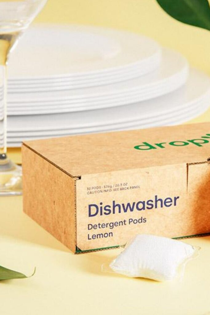 Dropps: The Best Non Toxic Dishwasher Detergent For Your Eco Friendly Home