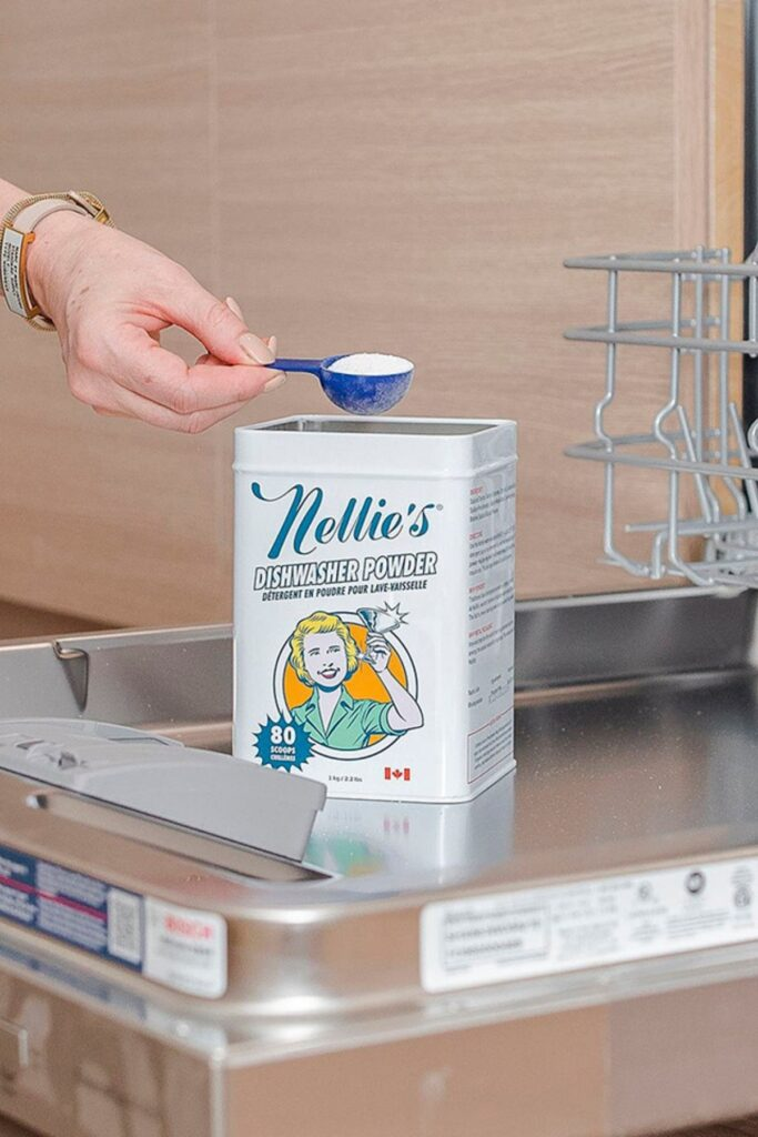 Nellie's Dishwasher Powder: The Best Non Toxic Dishwasher Detergent For Your Eco Friendly Home