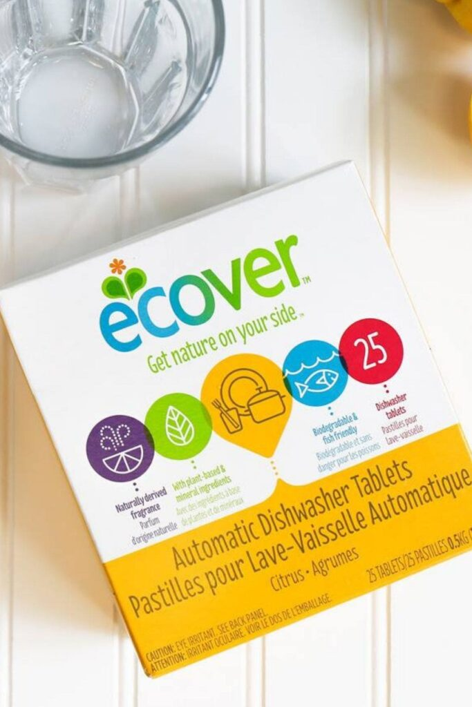 Ecover: The Best Non Toxic Dishwasher Detergent For Your Eco Friendly Home