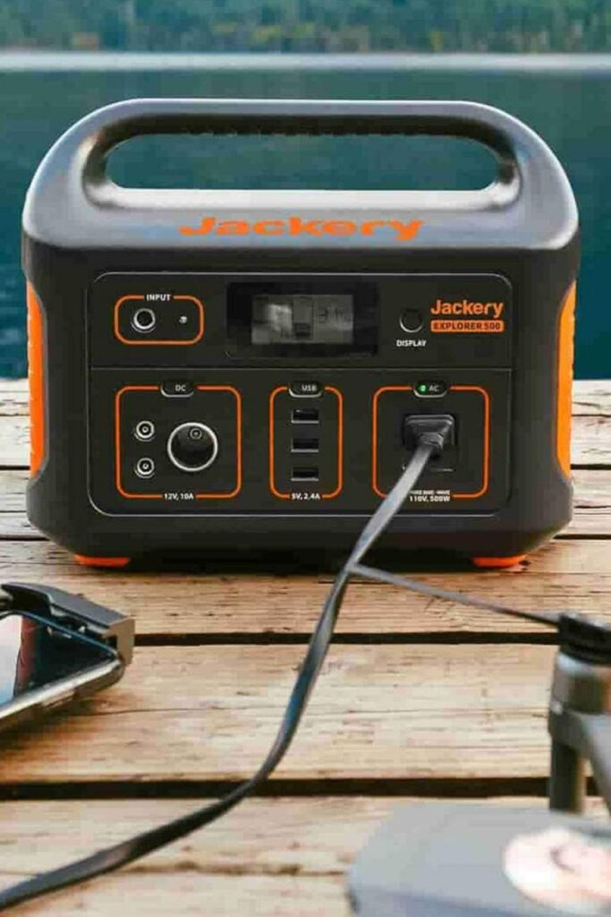 Jackery: The 10 Best Solar Powered Generators to Sustainably Keep the Lights On