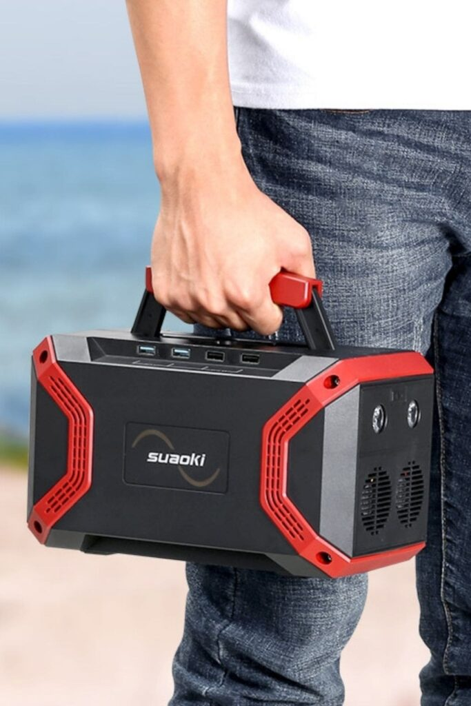 Suaoki: The 10 Best Solar Powered Generators to Sustainably Keep the Lights On