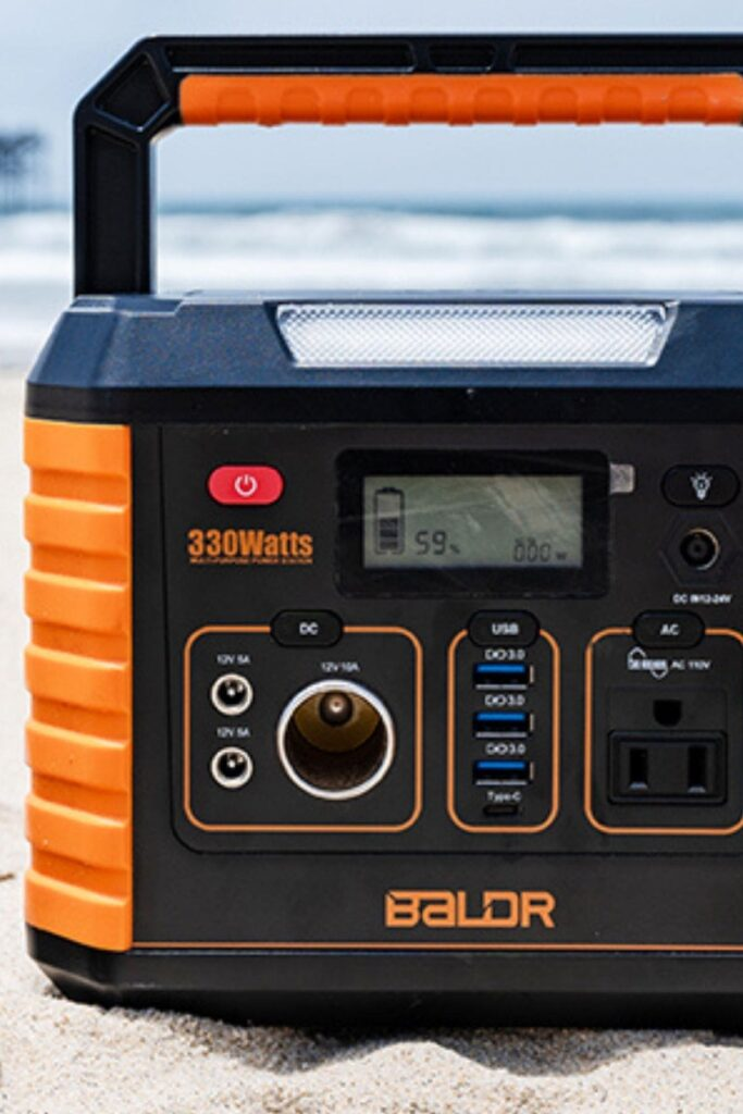 Baldr: The 10 Best Solar Powered Generators to Sustainably Keep the Lights On