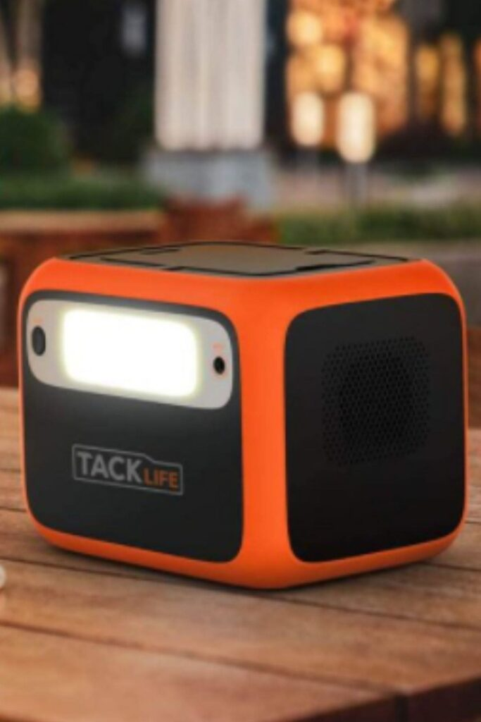 Tacklife: The 10 Best Solar Powered Generators to Sustainably Keep the Lights On