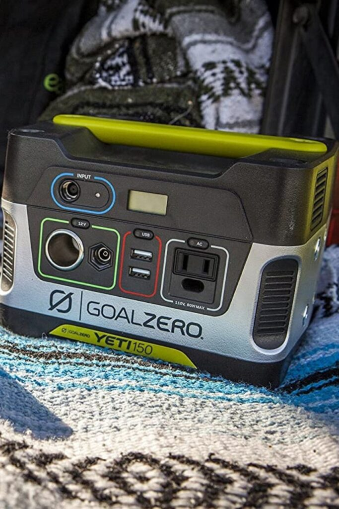 Goal Zero: The 10 Best Solar Powered Generators to Sustainably Keep the Lights On