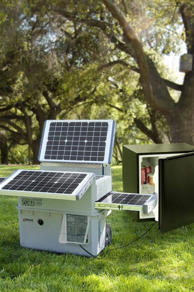 Wagan solar: The 10 Best Solar Powered Generators to Sustainably Keep the Lights On