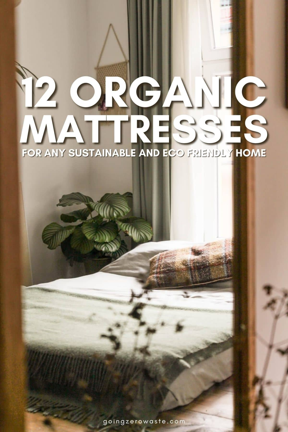 12 Organic Mattresses for any Sustainable and Eco Friendly Home