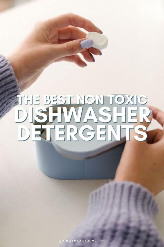 The Best Non Toxic Dishwasher Detergent For Your Eco Friendly Home