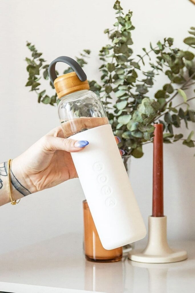 Soma: The 12 Best Reusable Water Bottles for Ultimate Hydration