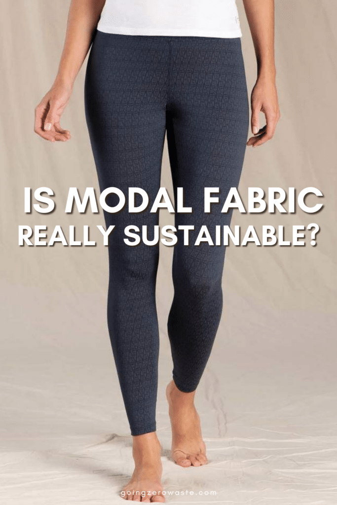 What's Modal Fabric? And is it really sustainable?